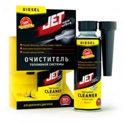 JET100 ULTRA Очисник паливної системи (дизель) 250 мл (XB 40074)