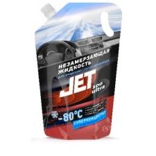 Рідина для омивання скла автомобіля  JET 100 Ultra -80 ⁰С