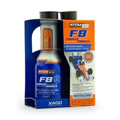 F8 Complex Formula (Diesel) - захист дизельного двигуна