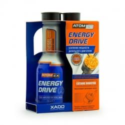 Присадка Energy Drive (Diesel) - увеличение мощности дизельного двигателя 250 мл (XA 40513)