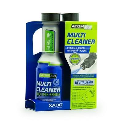 Очиститель топливной системы бензинового двигателя Multi Cleaner (Gasoline)
