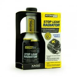Стоп-течь радиатор Stop Leak Radiator - Присадка в радиатор 250 мл (ХА 40813)