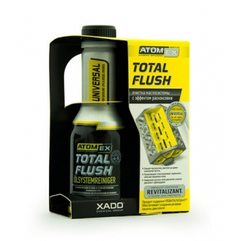 TotalFlush - очисник маслосистеми двигунів