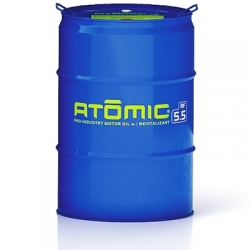 Напівсинтетична олива 5W-40 SL/CF City Line Atomic Pro-Industry  200 л (XA 25708)