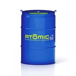 Напівсинтетична олива 5W-40 SL/CF City Line Atomic Pro-Industry  60 л (XA 25608)