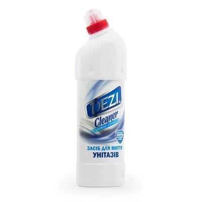 DEZI Средство для мытья унитазов «Снежное сияние»