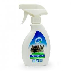 DEZI Поглинач запаху домашніх тварин 250 мл (ХD 10137)