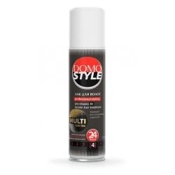 Лак для волосся DOMO STYLE мульти з мікроблискітками 150 мл (XD 11099_3)