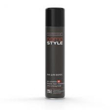 Domo Style 5 - лак для волосся, ультрасильна фіксація