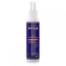 Domo Style 4 - лак для волосся, надміцна фіксація 150 мл (XD 11099)