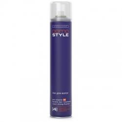 Domo Style 4 - лак для волосся, надміцна фіксація 300 мл (XD 10099)
