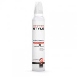 Domo Style 3 - пенка для волос, сильная фиксация 200мл (XD 20004)
