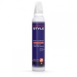 Domo Style 4 - пінка для волосся, сверхсильна фіксація 200мл (XD 20005)
