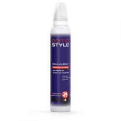Domo Style 4 - пенка для волос, сверхсильная фиксация 200мл (XD 20005)