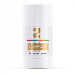LECO Дезодорант-антиперспирант CHAMPAGNE, 2 for women 75 мл (XL 10011)