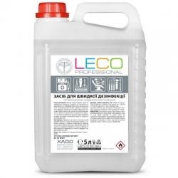 LECO «Средство для быстрой дезинфекции» 5 л (ХL 40301)