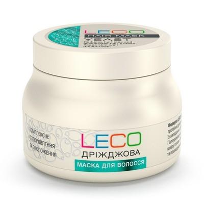 LECO  Маска для волос  дрожжевая
