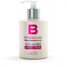 LECO Крем-мыло жидкое «В» «Нежность и забота»