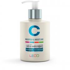 LECO Крем-мыло жидкое «С» «Питание и восстановление»