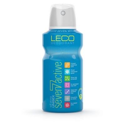 Дезодорант – антиперспирант для мужчин и женщин «LECO» UNISEX