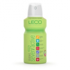 Дезодорант-антиперспірант «LECO» Seven Active for women GREEN