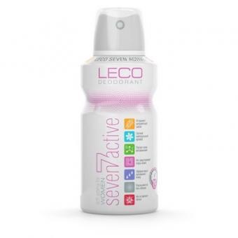 Дезодорант-антиперспірант для жінок «LECO» WОMEN