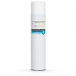 Лак для волос LECO, сверхсильная фиксация  600 мл (XL 20102)