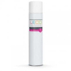 Лак для волос  LECO, ультрасильная фиксация  600 мл (XL 20103)