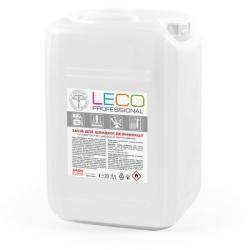 LECO «Засіб для швидкої дезінфекції» 20 л (XL 40501)