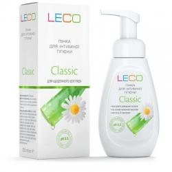 Пінка для інтимної гігієни LECO Classic 300 мл (XL 40024)