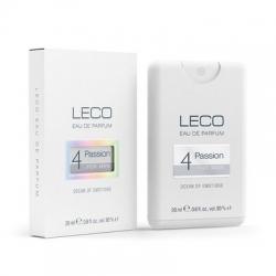 Парфюмированная вода LECO Passion (4) 20 мл (XL 50104)