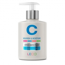 Крем-мыло жидкое LECO «Питание и увлажнение»