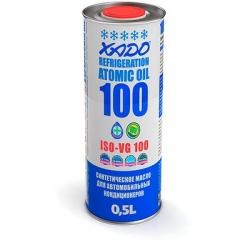 Синтетическое масло Refrigeration Oil 100 XADO, Масло для кондиционера 0,5 л (XA 60203)