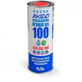 Refrigeration Oil 100 - синтетическое масло