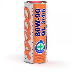 Трансмиссионное масло 80W-90 GL 3/4/5 XADO Atomic Oil