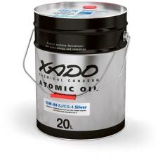 XADO Atomic Oil 15W-40 CG-4/SJ Silver