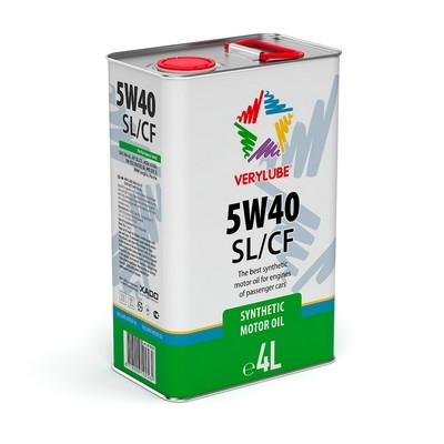 Verylube 5W-40 SL/CF