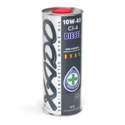 Дизельное масло 10W-40 CI-4 Diesel XADO Atomic Oil 1 л (ХА 24149)