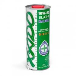 Полусинтетическое масло 10W-40 SL/CI-4 XADO Atomic Oil 1 л (ХА 24109)