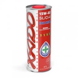 Минеральное масло 15W-40 SL/CI-4 XADO Atomic Oil  1 л (XA 25113)