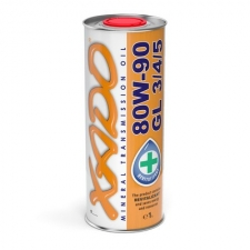 XADO Atomic Oil 80W-90 GL 3/4/5