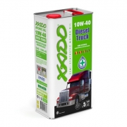 Полусинтетическое масло 10W-40 Diesel Truck XADO Atomic Oil