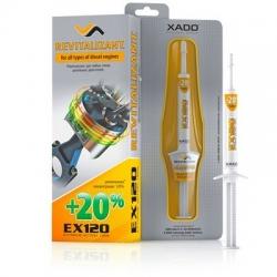 Ревитализант EX120 для дизельных двигателей 8 мл (XA 10034)