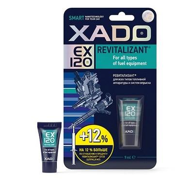 Revitalizant EX120 для всіх типів паливної апаратури і систем упорскування