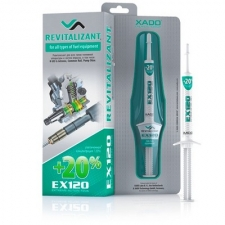 Ревіталізант EX120 для всіх типів паливної апаратури