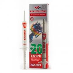 Ревіталізант EX120 для бензинових двигунів 8 мл (ХА 12035_2)