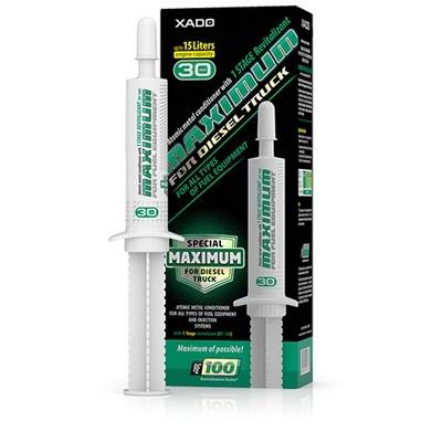 Атомарный кондиционер металла Maximum Diesel Truck для всех типов топливной аппаратуры