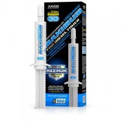 Атомарный кондиционер металла Maximum for Diesel Truck для гидроусилителя руля и  гидравлического оборудования 30 мл (ХА 40016)