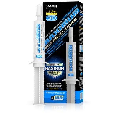 Атомарный кондиционер металла Maximum for Diesel Truck для гидроусилителя руля и  гидравлического оборудования