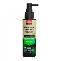 Универсальное масло SNIPEX MILITARY UNIVERSAL GUN OIL, оружейное масло 100 мл (ММ 20903)